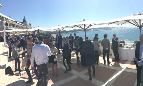 Schneider Electric - Les temps fort de l'industrie - Cannes | 450 personnes
